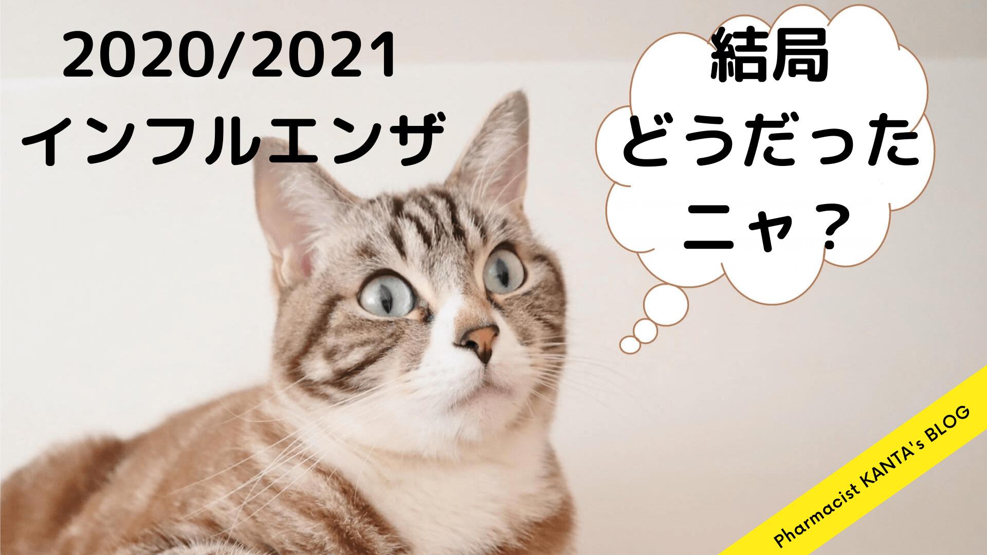 インフルエンザ2020/2021シーズンはどうだった